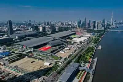चीन आयात-निर्यात उत्पाद विनिमय मेला का उद्घघाटन किया गया