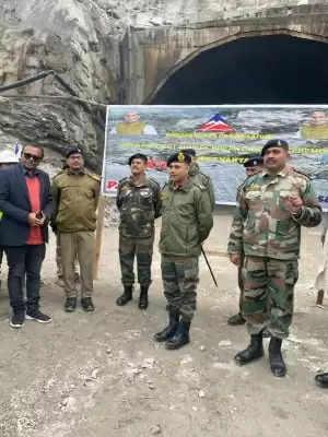 अरुणाचल में सेला सुरंग से बढ़ेगी राष्ट्रीय सुरक्षा : राजनाथ