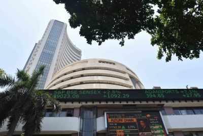 शेयर बाजार में तेजी कायम, इक्विटी बाजार मुनाफे में, सेंसेक्स 61 हजार अंक से उपर चढ़ा