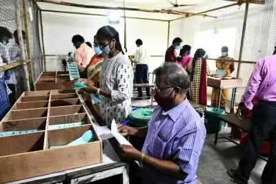 ग्रामीण स्थानीय निकाय चुनावों में भारी हार के बाद अन्नाद्रमुक का गिरा मनोबल