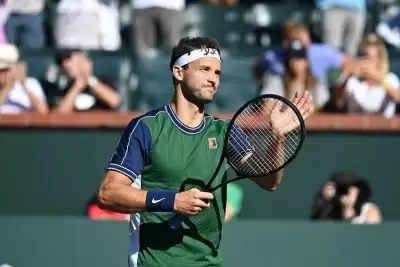 टेनिस: मेदवेदेव को हराकर इंडियन वेल्स के क्वार्टर फाइनल में पहुंचे दिमितत्रोव
