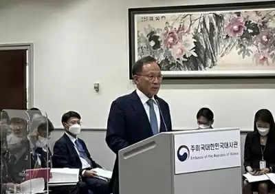 अमेरिका और साउथ कोरिया मिलकर उत्तर कोरिया से वार्ता शुरू करने की कर रहे हैं तैयारी