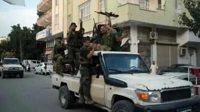 सीरियाई और रूस कुर्द उग्रवादियों को रोकने के वादे को पूरा करने में विफल