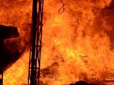 ताइवान की इमारत में आग लगने से 46 की मौत, 79 घायल