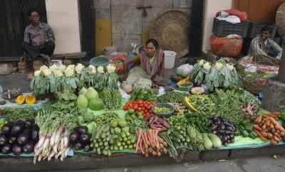 भारत का सितंबर थोक मूल्य मुद्रास्फीति 10.66 फीसदी तक कम (लीड-1)