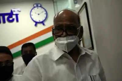 भाजपा ने प्रतिद्वंद्वियों को निशाना बनाने के लिए जांच एजेंसियों का किया दुरुपयोग : शरद पवार