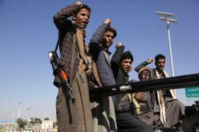हाउती विद्रोहियों ने सरकार के कब्जे वाले प्रांत में प्रमुख जिले पर कब्जा किया