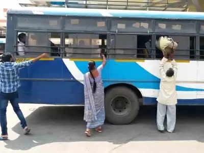 मप्र-महाराष्ट्र के बीच बसों का आवागमन 28 तक प्रतिबंधित रहेगा