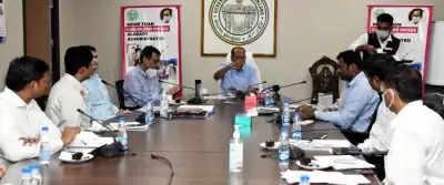कोविड टीकाकरण : तेलंगाना ने 2 करोड़ खुराक का आंकड़ा पार किया