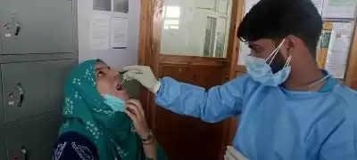 जम्मू-कश्मीर में कोरोना के 156 मामले सामने आए, 131 लोग हुए ठीक