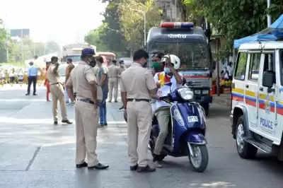 दिल्ली आतंकी मॉड्यूल का भांडाफोड़: महाराष्ट्र एटीएस, पुलिस ने संदिग्ध के परिजनों से की पूछताछ
