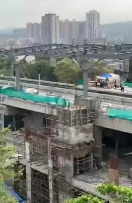 मुंबई में कोलाबा-सीप्ज मेट्रो लाइन पर 97 फीसदी टनलिंग का काम पूरा