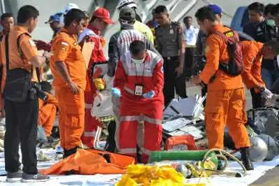 इंडोनेशिया में छोटा विमान दुर्घटनाग्रस्त
