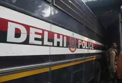 दिल्ली पुलिस के शिकंजे में रेप का आरोपी