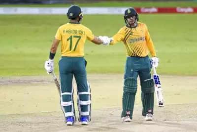 कोलंबो टी20 : द.अफ्रीका ने श्रीलंका को 10 विकेट से हराया, 3-0 से जीती सीरीज