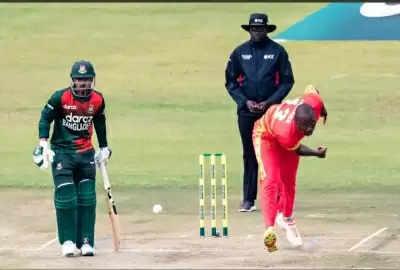 बांग्लादेश, जिम्बाब्वे टी20 सीरीज के कार्यक्रम में बदलाव