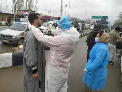 जम्मू-कश्मीर में कोरोना के 144 नए मामले सामने आए, 175 लोग ठीक हुए