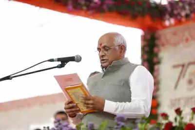 गुजरात के नए कैबिनेट मंत्री 16 सितंबर को लेंगे शपथ