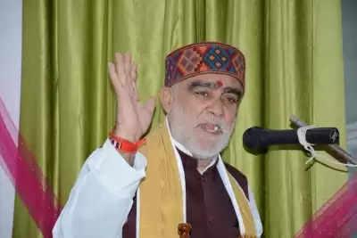 केंद्रीय मंत्री ने पीएम मोदी को बताया चन्द्रगुप्त, बोले-ब्राह्मण बीजेपी के साथ (एक्सक्लूसिव)