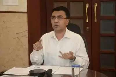 गोवा में पहली खुराक लेने वाले सिर्फ 1 लाख बाकी : सीएम