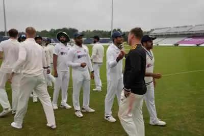 अभ्यास मैच ने भारत को दी चोट की चिंता