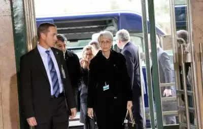 अमेरिका के उप विदेश मंत्री शेरमेन जाएंगे चीन