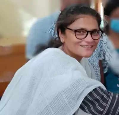 तृणमूल कांग्रेस ने सुष्मिता देब को राज्यसभा के लिए नामित किया