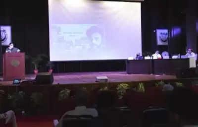 जामिया: अपने पूर्व छात्र एवं फोटो जर्नलिस्ट दानिश सिद्दीकी को दी श्रद्धांजलि