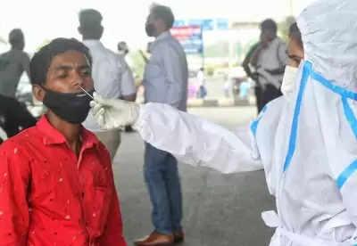 केरल में नहीं थम रहा कोरोना का कहर, पॉजिटिविटी रेट 12 प्रतिशत से अधिक
