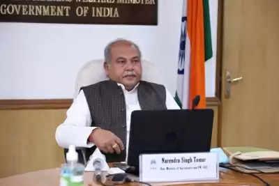 केंद्र सरकार ने कहा- तीनों कानूनों पर किसानों से चर्चा के लिए हमेशा तैयार