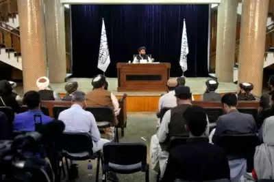 तालिबान ने अमेरिका को उसके नेताओं को आतंकी सूची से हटाने के वादे की दिलाई याद