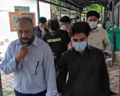 आतंकी हमले की साजिश रचने के आरोपी 6 संदिग्धों को पुलिस की 14 दिन की रिमांड