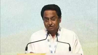 ऑक्सीजन की कमी से हुई मौतों का मजाक उड़ा रही शिवराज सरकार : कमलनाथ