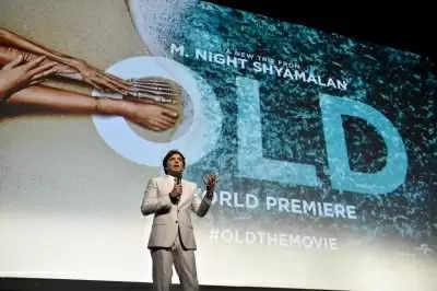 एम.नाइट श्यामलन की ओल्ड फिल्म भारत में 17 सितंबर को होगी रिलीज