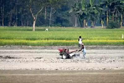 किसानों के लिए पायलट प्रोजेक्ट खातिर निजी कंपनियों के साथ समझौता