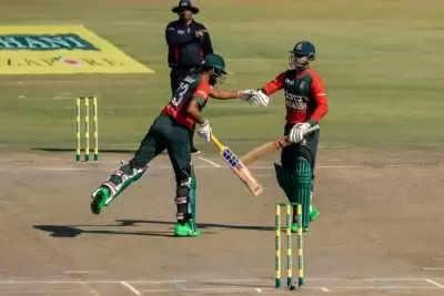 हरारे टी20 : बांग्लादेश ने जिम्बाब्वे को आठ विकेट से हराया