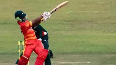 हरारे टी20 : जिम्बाब्वे ने बांग्लादेश को दिया 153 रनों का लक्ष्य