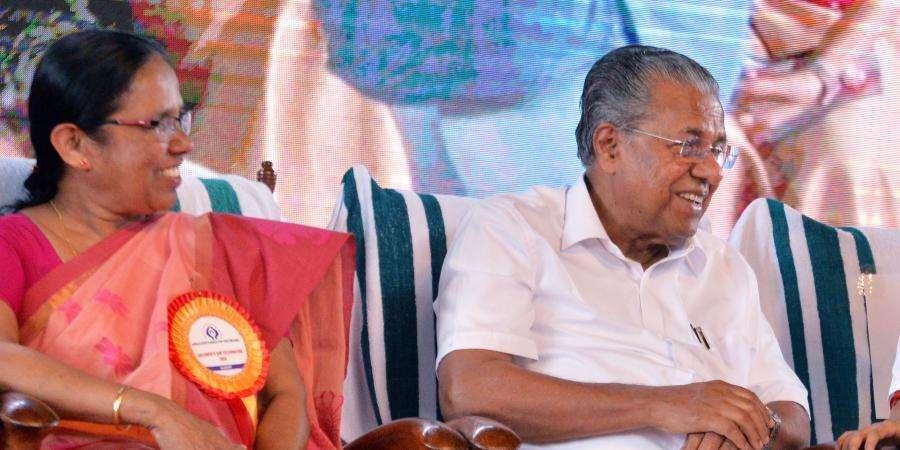 केरल की मंत्री शैलजा ने रिकॉर्ड अंतर के साथ जीत हासिल की