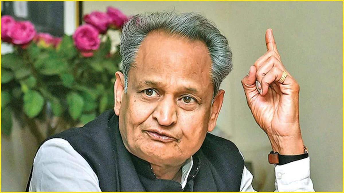 राजस्थान के मुख्यमंत्री अशोक गहलोत कोरोना पॉजिटिव