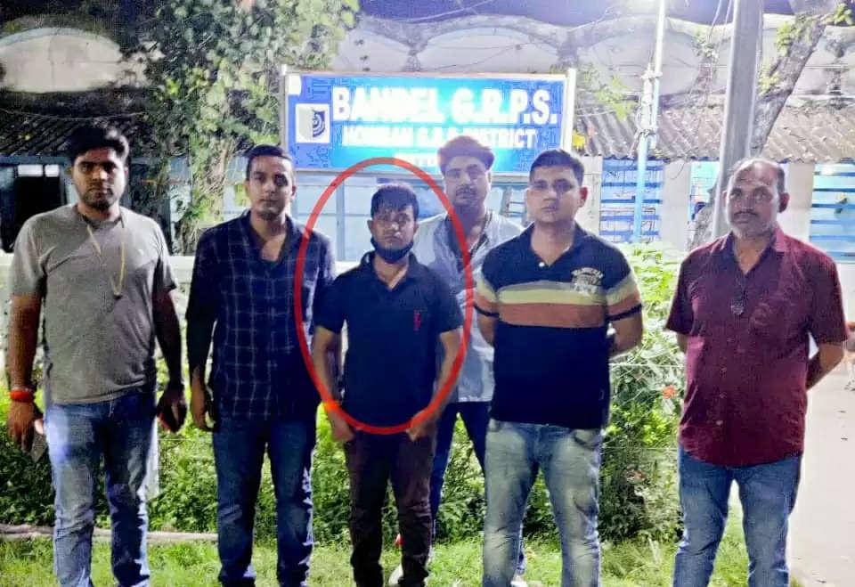 शाइन सिटी फर्जीवाड़ा : करोड़ों रुपये लूटकर फरार कंपनी के एक और जालसाज को पुलिस ने बंगाल से किया गिरफ्तार