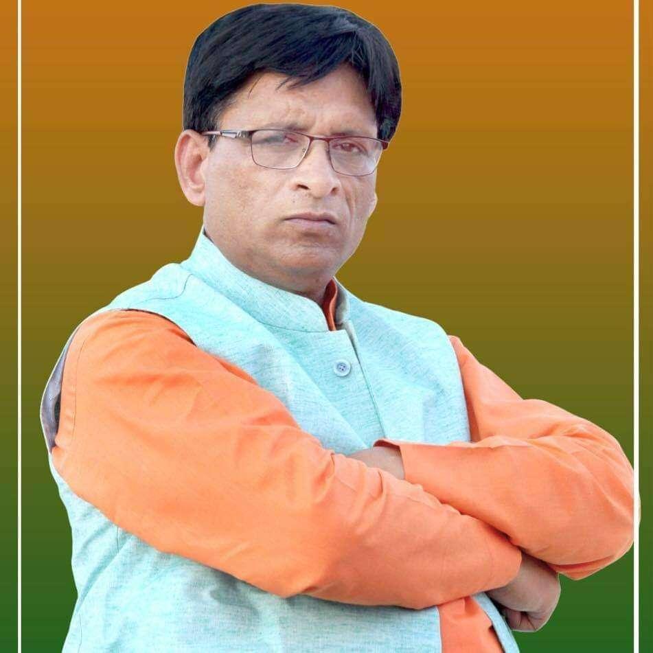 भाजपा के सह संगठन मंत्री भवानी सिंह की हालत गंभीर, हैदराबाद रेफर