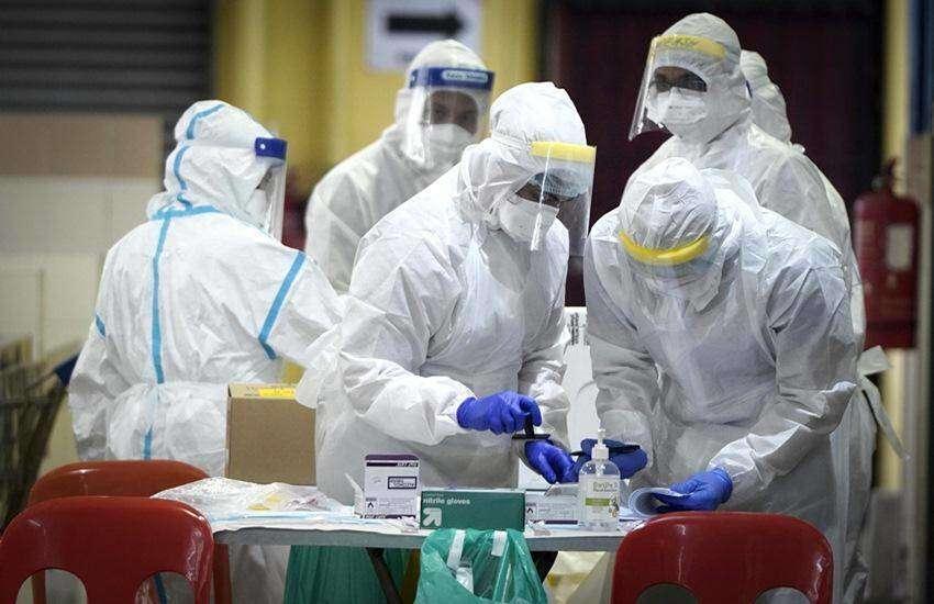 बिहार में कोरोना संक्रमितों और मौतों के ग्राफ में उछाल