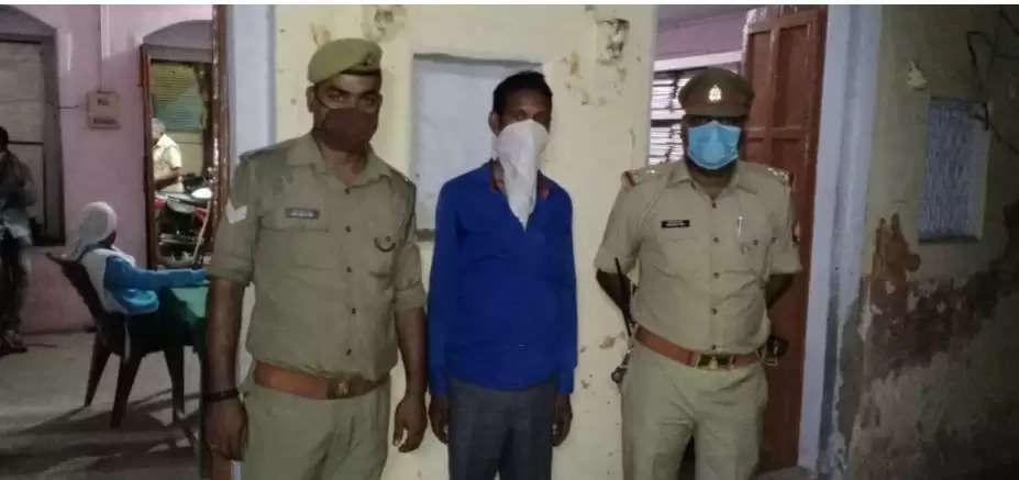 आदमपुर पुलिस ने 22 शीशी अवैध शराब के साथ एक अभियुक्त को किया गिरफ्तार