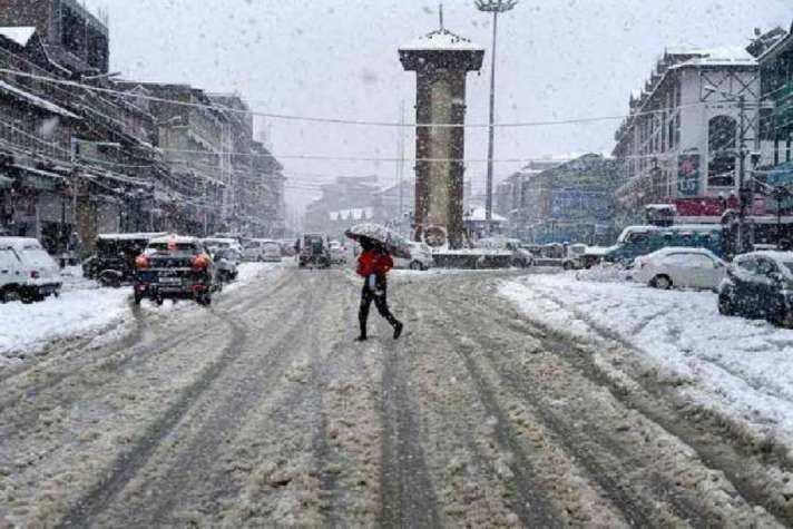 जम्मू-कश्मीर, लद्दाख में हल्की से मध्यम बारिश की संभावना