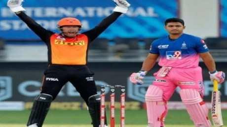 आईपीएल-14 : बटलर का शतक, राजस्थान ने बनाए 3 विकेट पर 220 रन