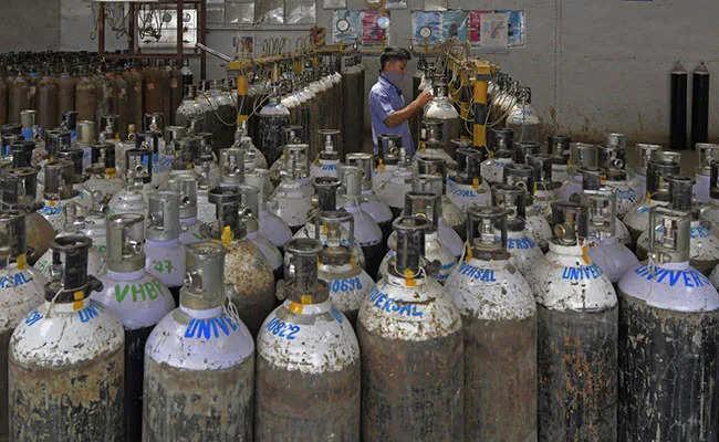 दिल्ली के रेनबो चिल्ड्रन अस्पताल में ऑक्सीजन की कमी
