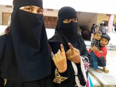 तृणमूल कांग्रेस मुस्लिम वोटों को एकजुट करने में सफल रही