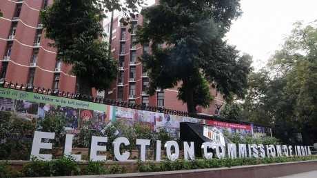 चुनाव आयोग ने राज्यों से कहा, जीत का जश्न मना रहे लोगों के खिलाफ मामला दर्ज करें