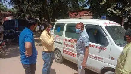 बिहार: कोरोना मरीजों का हौसला बने रामजी, शवों को श्मशान पहुंचाने का बीड़ा