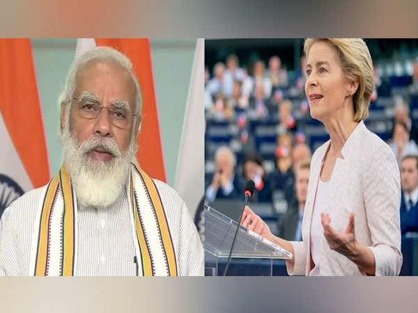 पीएम मोदी और ईयू प्रमुख ने भारत में कोविड की स्थिति पर चर्चा की